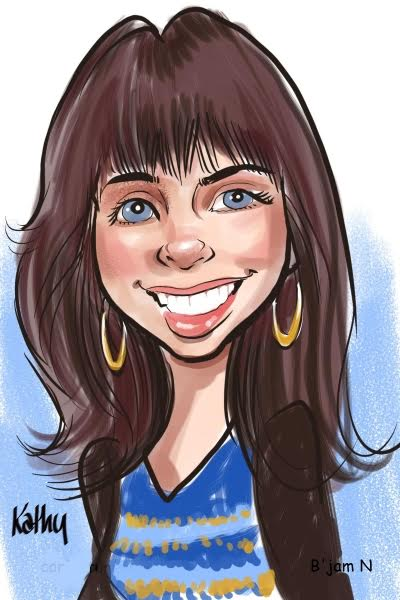 Digital Caricatures, Caricatures, Dallas Entertainment, DFW, Frisco, Fort Worth