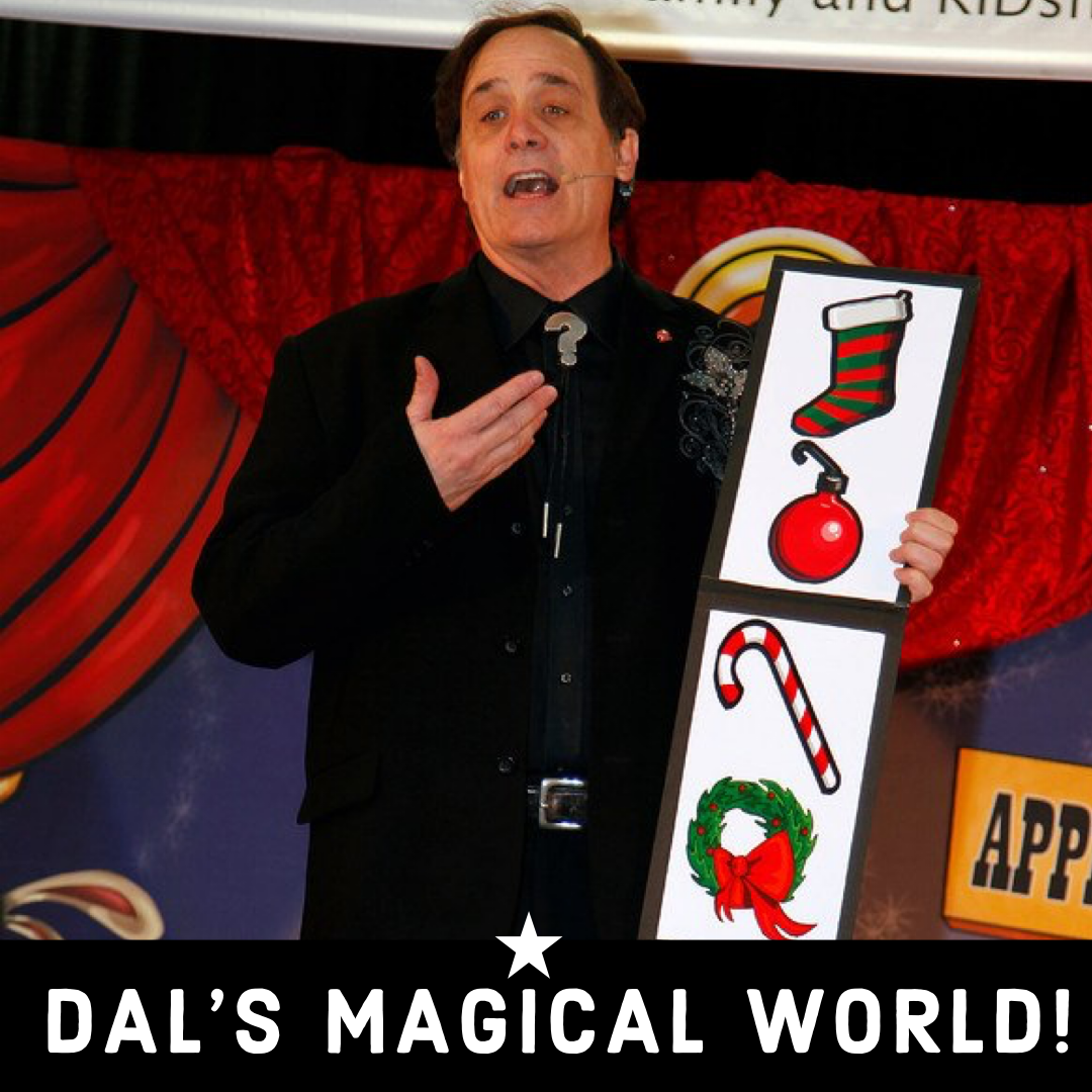 virtual birthday show, virtual magic show, virtual party, online magic show, zoom magic show