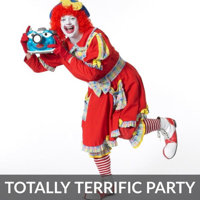 Virtual Birthday, virtual clown, Virtual Birthday for kids, Virtual birthday show, Online birthday party, Zoom birthday party
