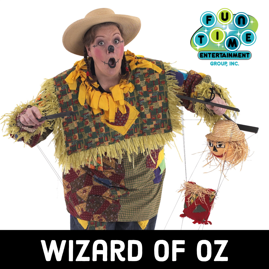 virtual birthday, wizard of oz birthday, online birthday party, online birthday, virtual daycare show, virtual school shows, online school show, online show for kids, zoom party ideas